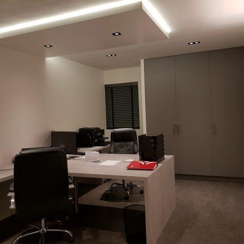 Verlichting kantoor ede